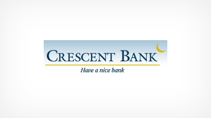 Crescent Bank 2 logo