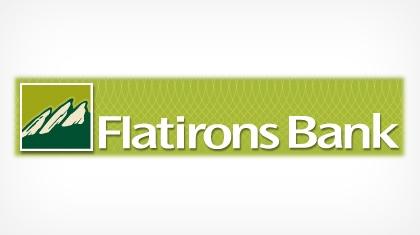 Flatirons Bank logo