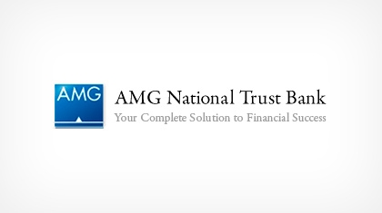 Amg National Trust Bank logo