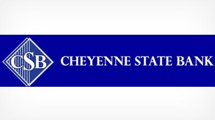 Cheyenne State Bank logo