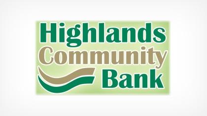 Highlands Community Bank logo