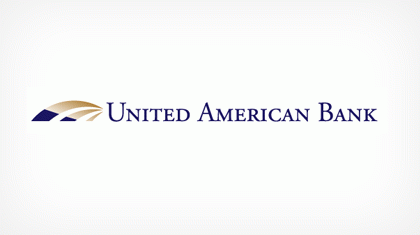 United American Bank logo