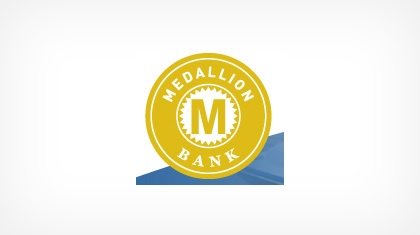 Medallion Bank logo