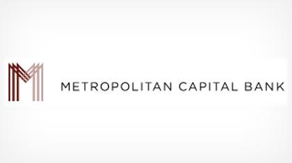 Metropolitan Capital Bank logo