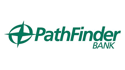 Pathfinder Bank logo