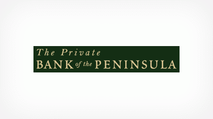 The Private Bank of the Peninsula logo