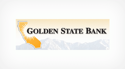 Golden State Bank Logo