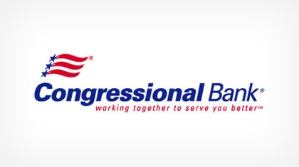 Congressional Bank Logo