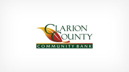 Clarion County Community Bank logo