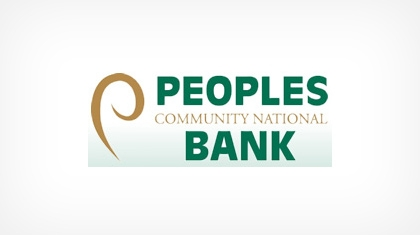 Peoples Community National Bank logo