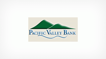 Pacific Valley Bank Logo