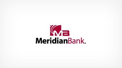 Meridian Bank Logo
