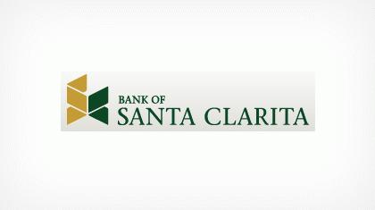 Bank of Santa Clarita logo