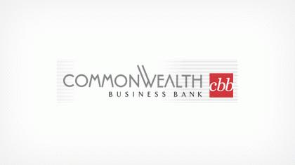 Commonwealth Business Bank logo
