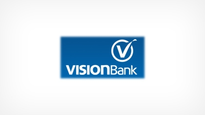 Visionbank (Fargo, ND) Logo
