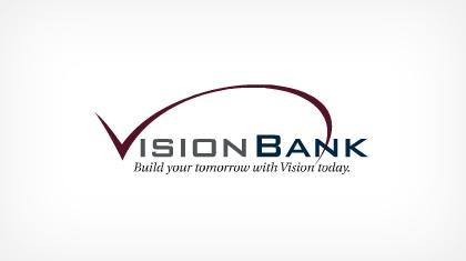 Visionbank (Topeka, KS) logo