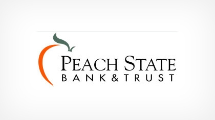 Peach State Bank & Trust logo