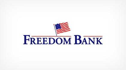 Freedom Bank of America logo