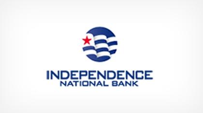 Independence National Bank logo