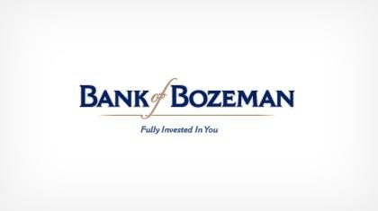 Bank of Bozeman Logo