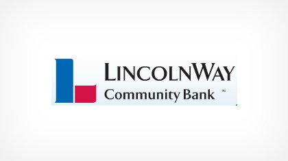 Lincolnway Community Bank logo