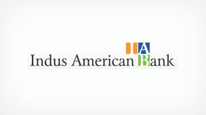 Indus American Bank logo