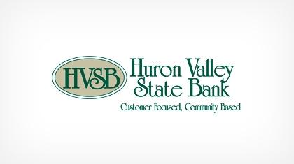 Huron Valley State Bank logo