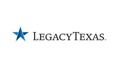 Legacy Texas logo
