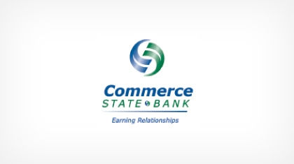 Commerce State Bank Logo