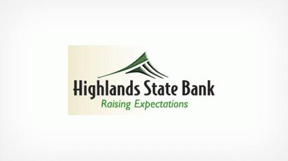 Highlands State Bank Logo