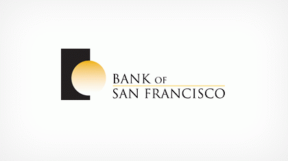 Bank of San Francisco Logo