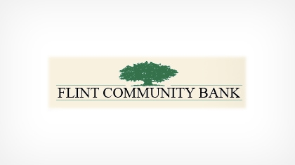 Flint Community Bank logo