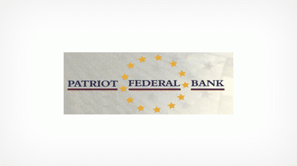 Patriot Federal Bank logo