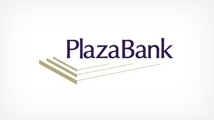 Plaza Bank (Seattle, WA) Logo
