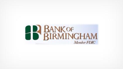 Bank of Birmingham logo