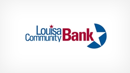 Louisa Community Bank logo