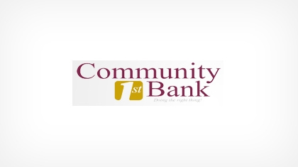 Community 1st Bank (Post Falls, ID) logo