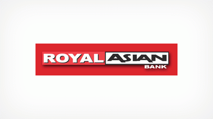 Royal Asian Bank logo