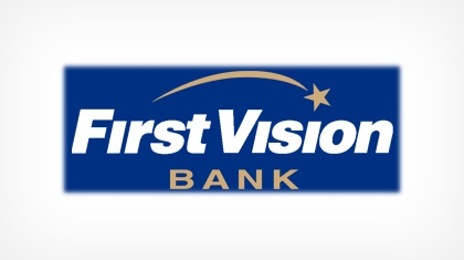 First Vision Bank of Tennessee logo