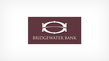 Bridgewater Bank logo
