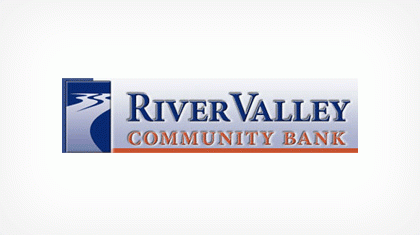 River Valley Community Bank logo