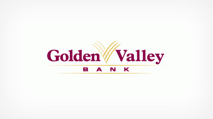 Golden Valley Bank logo