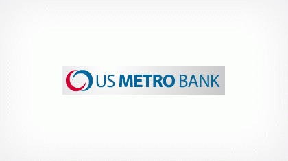Us Metro Bank Logo