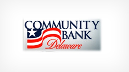 Community Bank Delaware logo