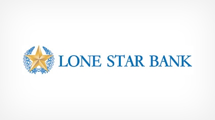 Lone Star Bank logo