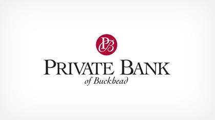 Private Bank of Buckhead logo