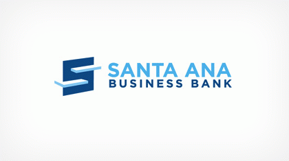 Santa Ana Business Bank Logo