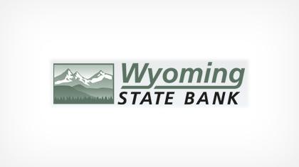 Wyoming State Bank logo