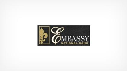 Embassy National Bank logo