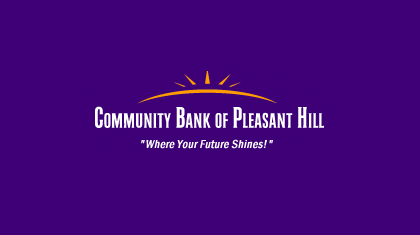 Community Bank of Pleasant Hill logo
